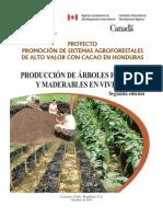 Produccion de Arboles Frutales y Maderables 2