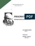 Pragma Report