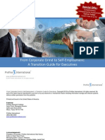 Corporate Grind to Self Employment a Transition Guide for Executives