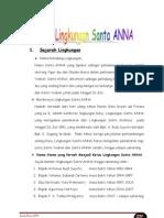 Profil Lingkungan St. Anna
