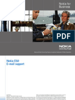 Nokia E50 E-Mail Support En