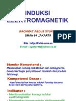 3.6. INDUKSI ELEKTROMAGNETIK