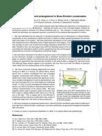 M. J. Davis et al- Quantum effects and entanglement in Bose-Einstein condensates