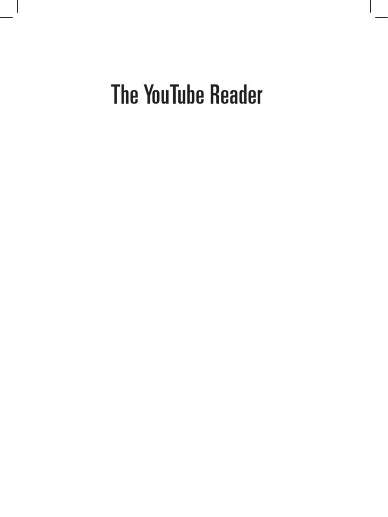 YouTube | You Tube | Mass Media