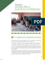 03 - 3 - Orientaciones Para La Evaluacion - InDICADORES