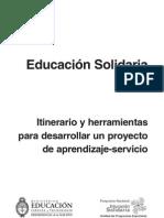 2005 - Aprendizaje - Servicio