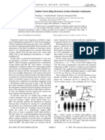 Naomi S. Ginsberg, Joachim Brand and Lene Vestergaard Hau- Observation of Hybrid Soliton Vortex-Ring Structures in Bose-Einstein Condensates