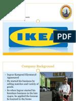 Ikea Presentation [31 Dec 2011]
