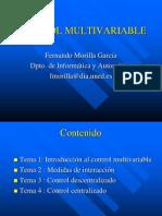 Control Multi Variable Diapositivas