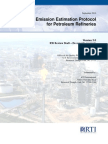 Refinery Emissions Protocol Sept2010 Review