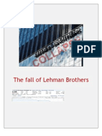 20049964 Case Study Fall of Lehman Brothers