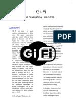 Gi-Fi