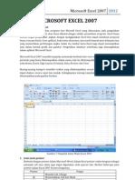 Buku Excel 2007