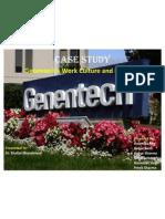 Genentech Ppt