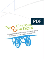 2 Concept 1 Goal - Education for International Understanding