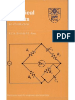 Electrical Circuits_ an Introduction by K. C. a. Smith, R. E. Alley