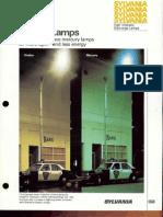 Sylvania Unalux 1979 Brochure
