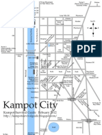 Kampot City Map Feb 2011