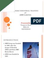ABB Market Report