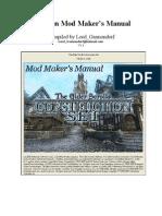 Oblivion Mod Maker Manual v1.4