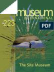 Calafate, S. Interpretación y conservación. Cambio mentalidad. 2004