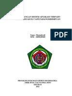 Format Cover Dan Lembaran Proposal Ta