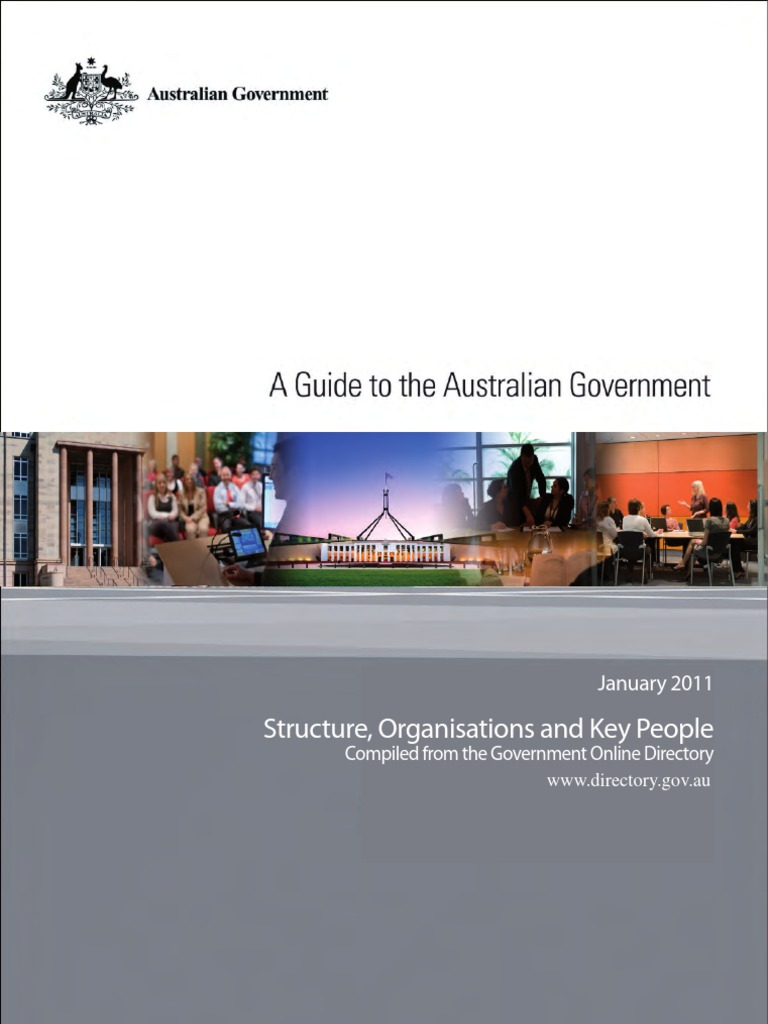 25c6d74e285d A Guide to the Australian Government - January 2011 3