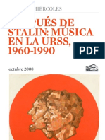 Después de Stalin
