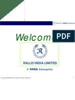 Rallis India Ltd