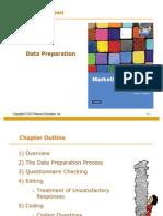 Data Preparation_Naresh Malhotra