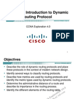 CCNA Exp2 - Chapter03 - Introduction to Dynamic Routing Protocols