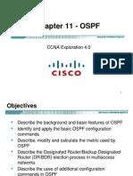 CCNA Exp2 - Chapter11 - OSPF