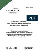 Police Societe Volume1 No2