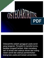 Osteoarthritis 1