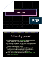 Prognosis Strooke 4