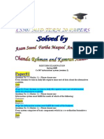Cs507 20 Midterm Solved Papers