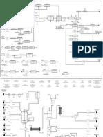 Diagrama de Proceso y de Equipos-penicilina