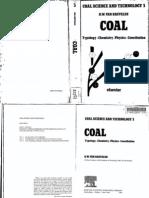 Coal - Van Krevelen - Coal Science and Technology