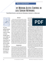 21-The Problem of Medium Access Control in Wireless Sensor Networks
