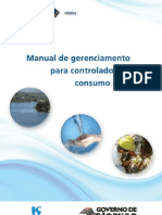 SABESP - Gerenciamento Co Consumo D'Agua