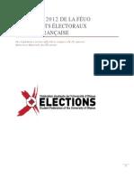 2012 Règlements electoraux FÉUO