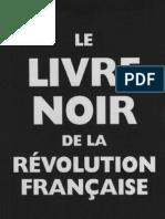 Le Livre Noir De La Revolution Francaise