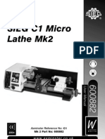 Axminster Lathe Manual