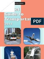 Dot Pocket Guide to Transportation 2011