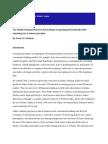 Corporate Governance in Islamic Banks