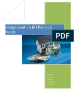 JKJ Pension Funds Assignment