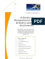 Australian Guide to Risk Assement