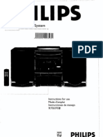 Philips FW332 FR