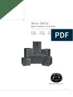Delta Series User Manual-Spanish
