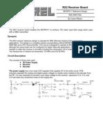 RX2 Design Documentation